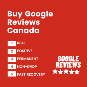 Buy google review Canada
