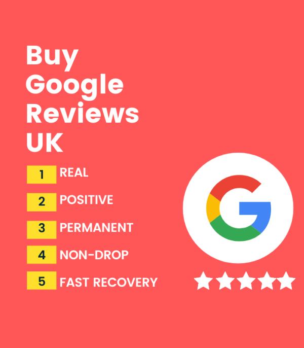 Buy google reviews uk