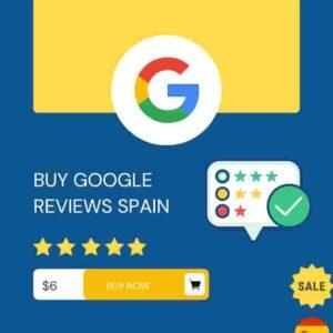buy google reviews spain