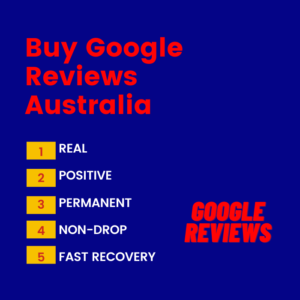 Buy google reviews australia