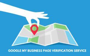 gmb verification Service 2021